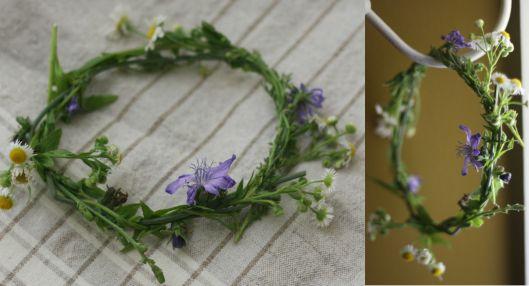 Newborn Flower Crown