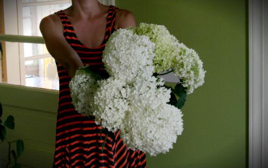 Snowball Bouquet