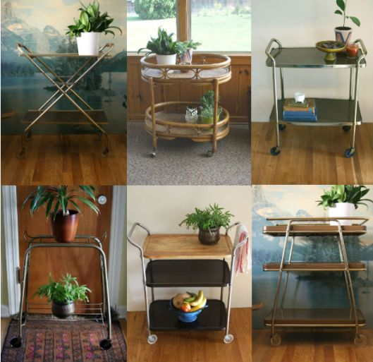Sold Bar Carts