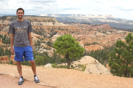 Josh at Bryce Canyon