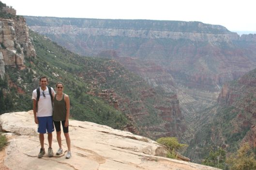 Grand Canyon North Rim Hike