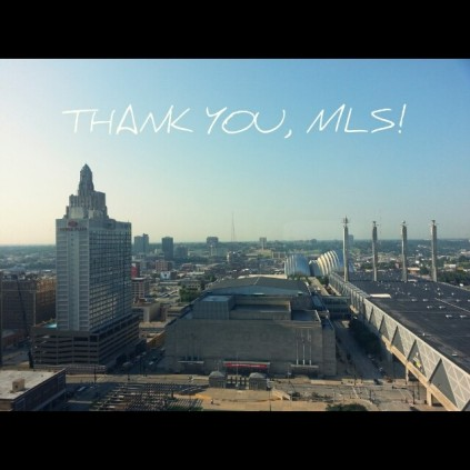 Thank You, MLS!