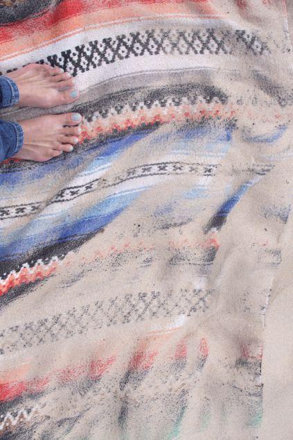 Sandy Blanket