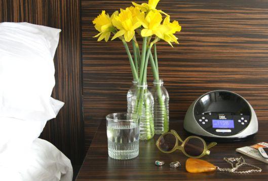 Hotel Room Flowers