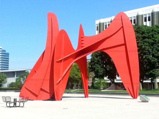 Calder Plaza