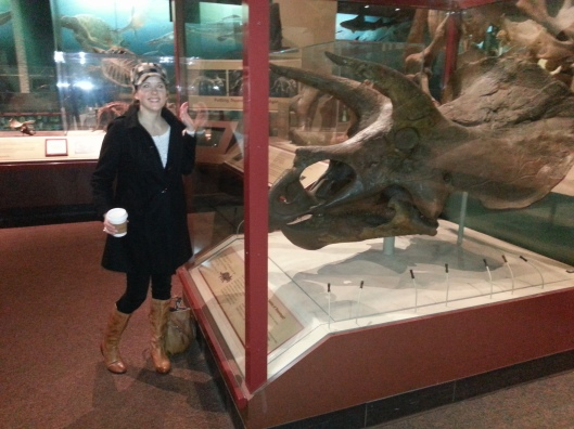 Triceratops and Me