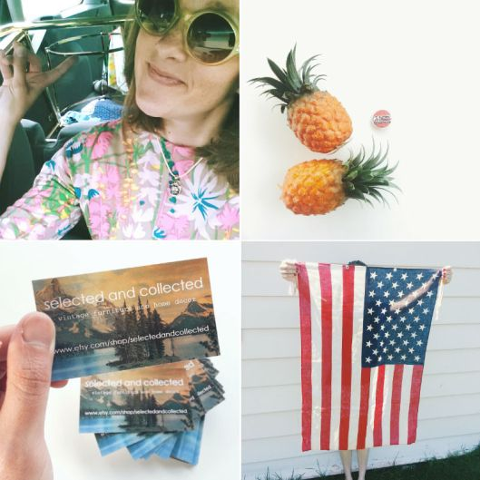 Etsy Instagrams Summer 2014