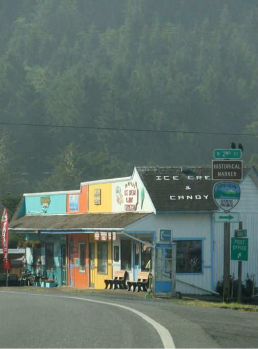 Yachats Oregon